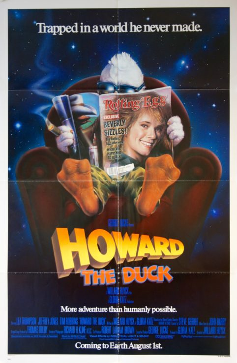 Original Howard-the-Duck-Movie-Poster