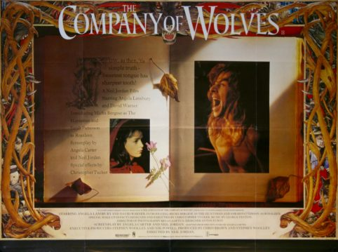The-Company-of-Wolves-Movie-Poster