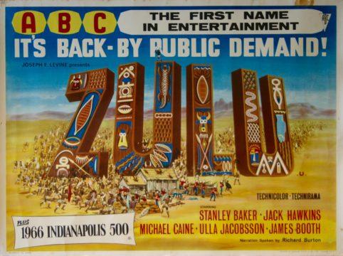 Zulu Vintage Movie Posters