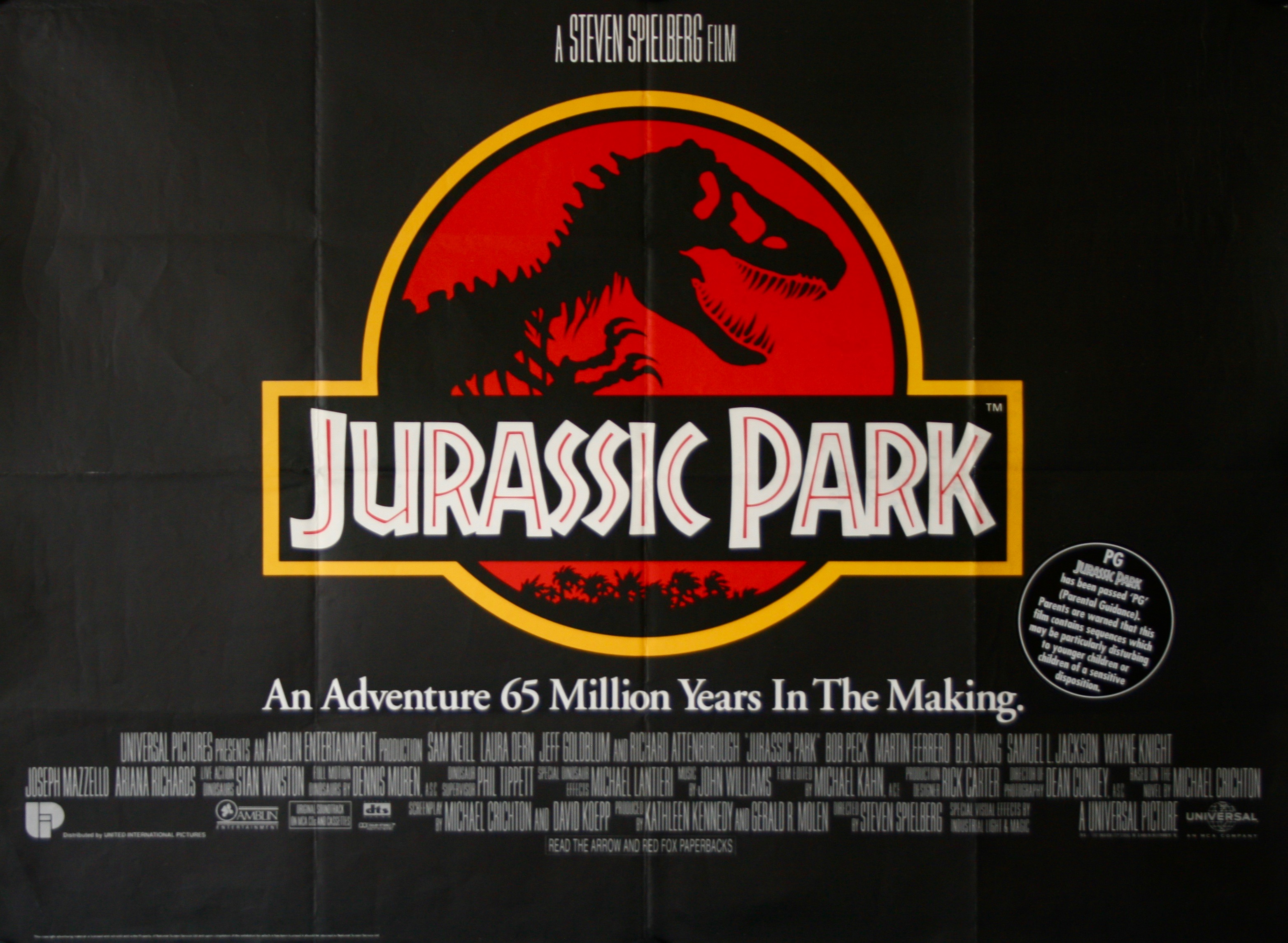 Park Jurassic movie poster images