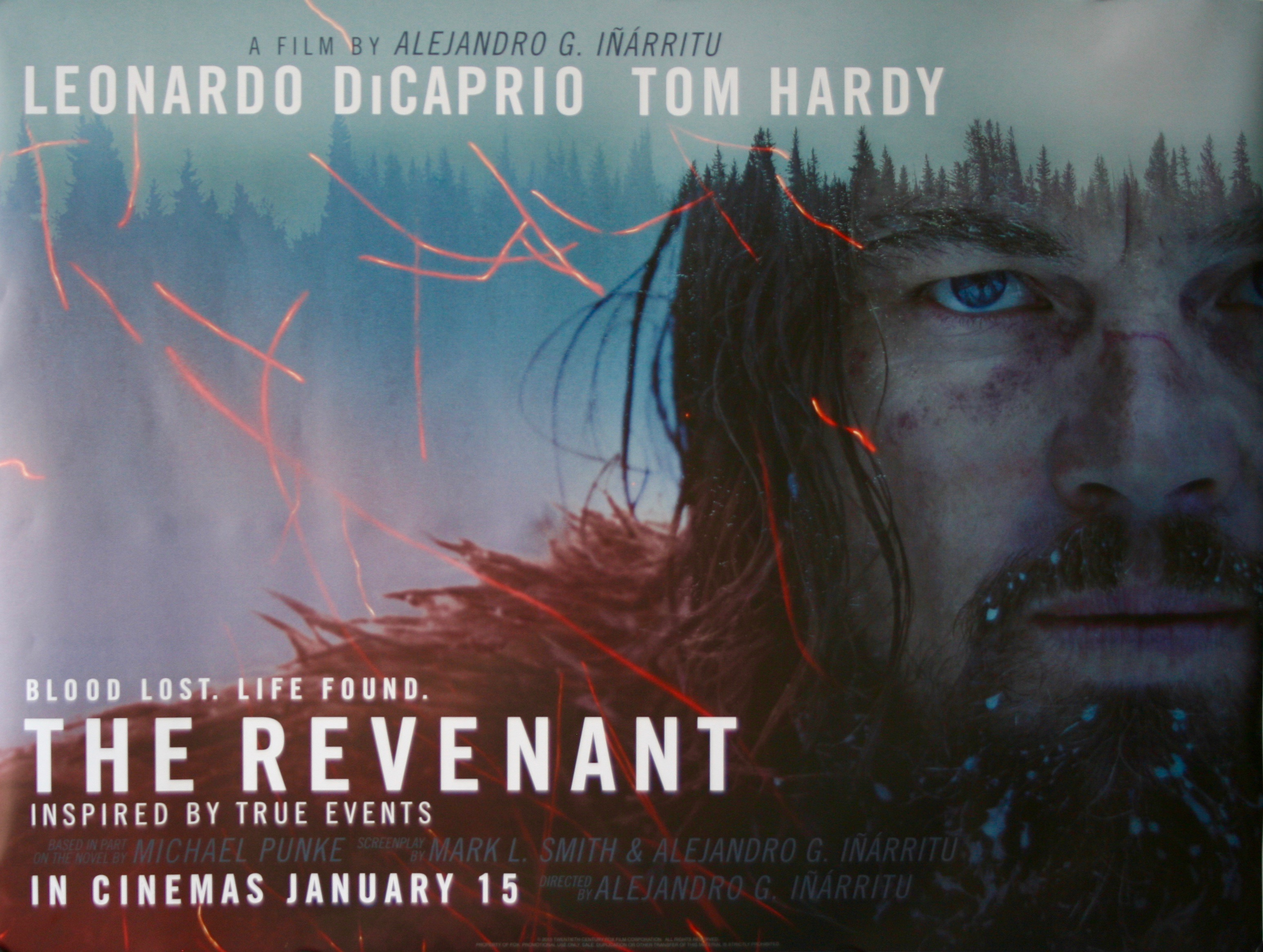 The Revenant - Vintage Movie Posters