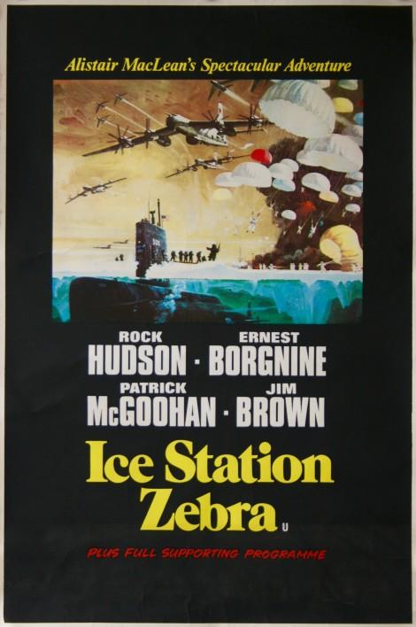 Ice-Station-Zebra-Movie-Poster