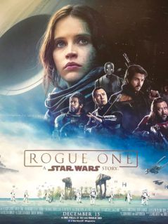 Rogue One: A Star Wars Story Film Poster