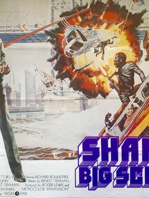 Shaft's-Big-Score-Movie-Poster