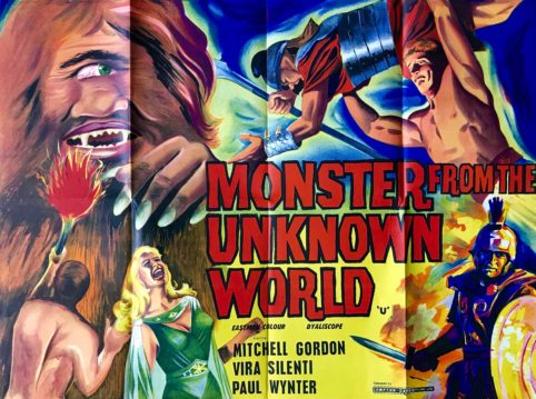 Monster-From-The-Unknown-World-Movie-Poster