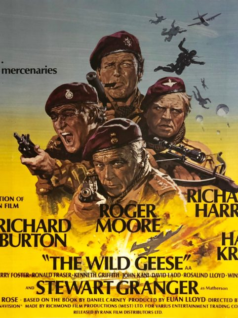 The-Wild-Geese-Movie-Poster