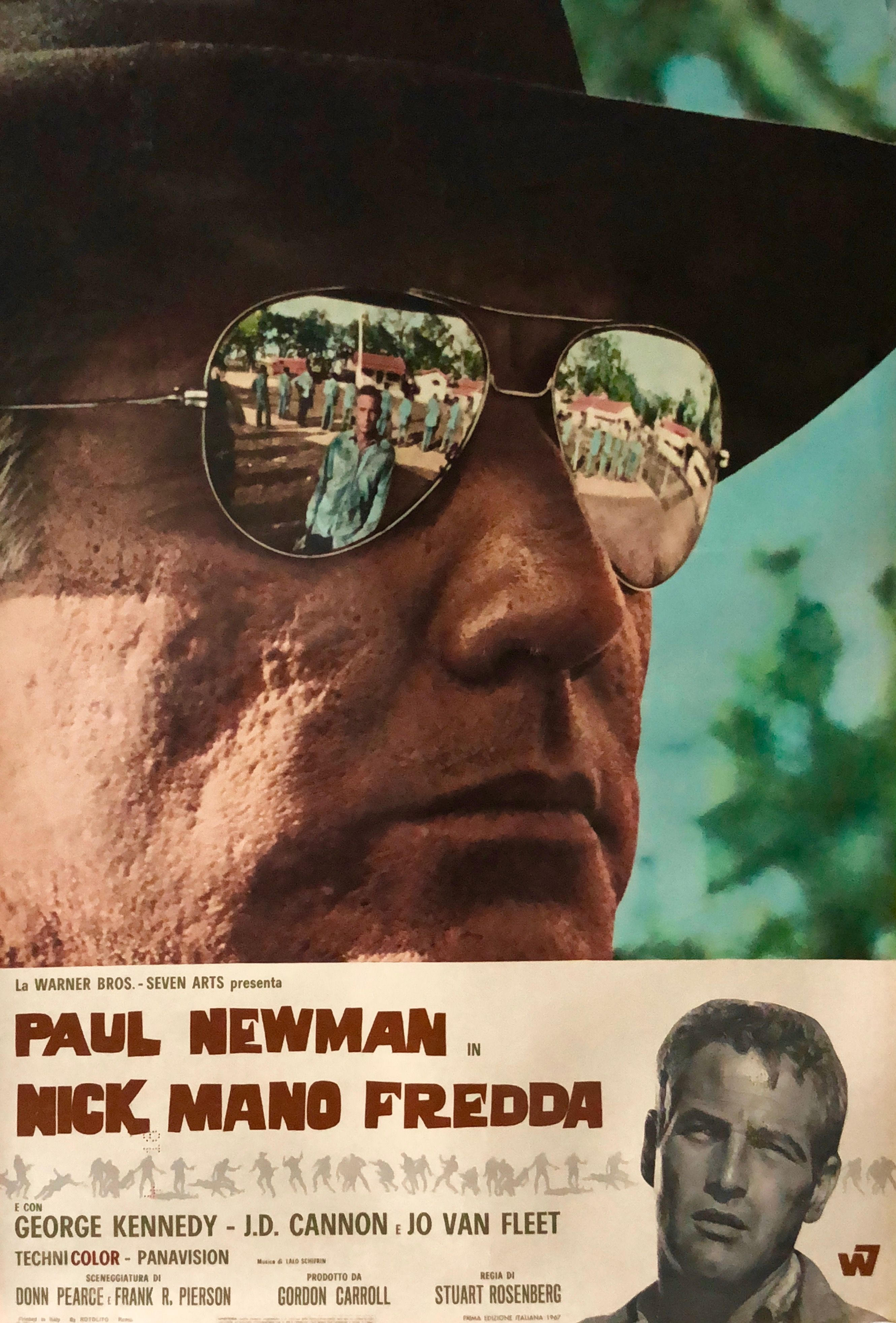 PW0 COOL HAND LUKE MOVIE LOBBY CARDS POSTER Paul Newman PRINT IMAGE PHOTO