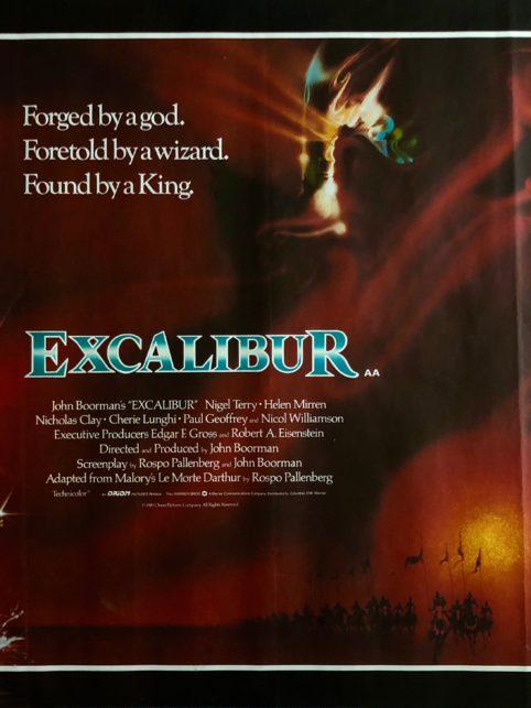 Excalibur-Movie-Poster