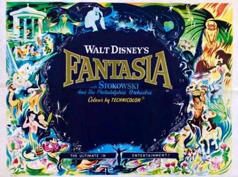 FANTASIA Movie Poster