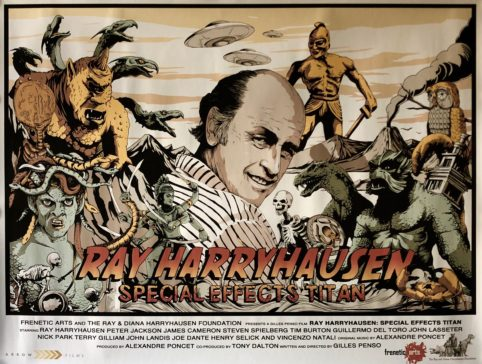 Ray-Harryhausen:-Special-Effects-Titan-Movie-Poster