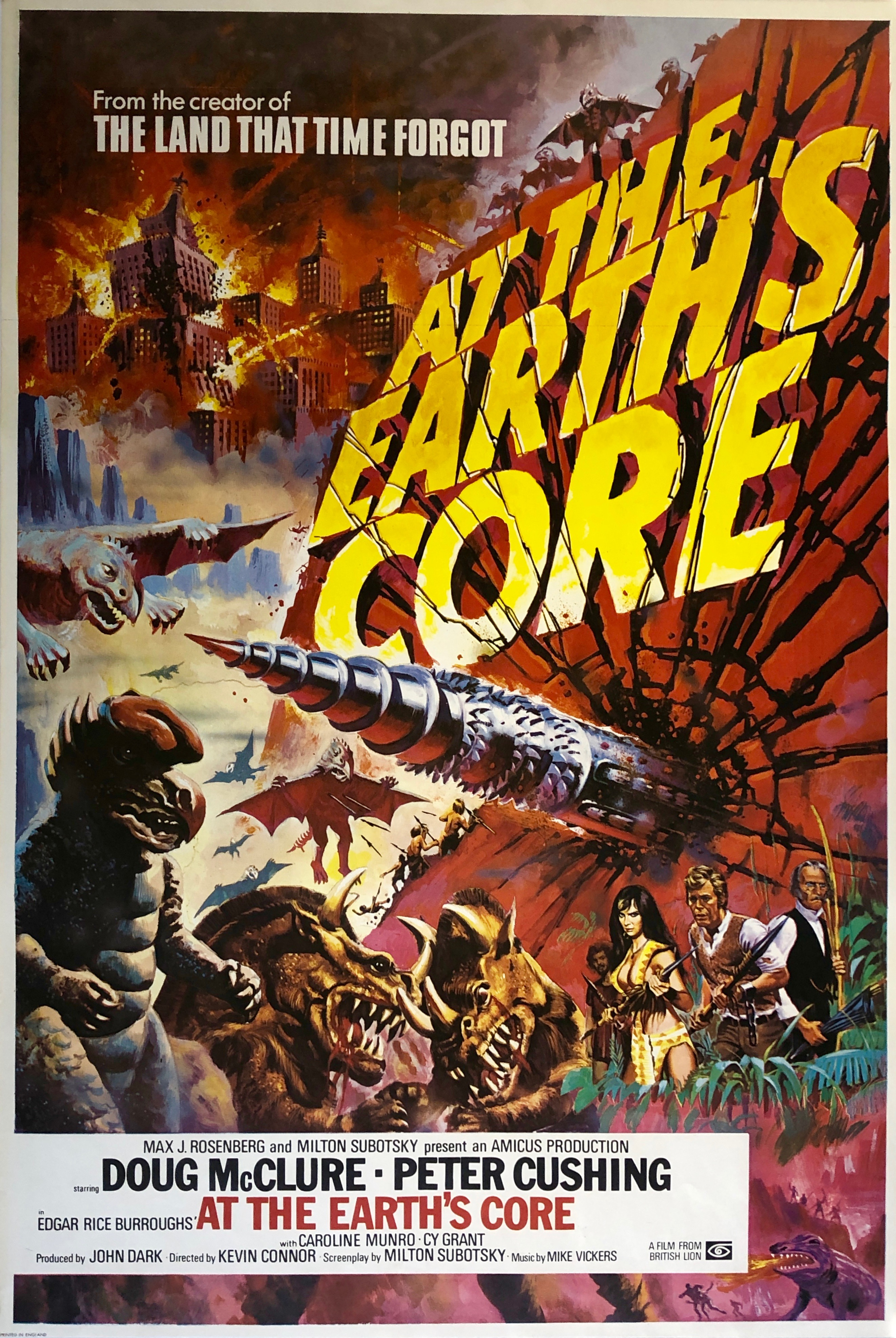At-The-Earth's-Core-Movie-Poster