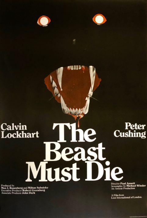 The-Beast-Must-Die-Movie-Poster