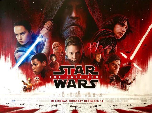 Resultado de imagem para movie poster star wars the last jedi