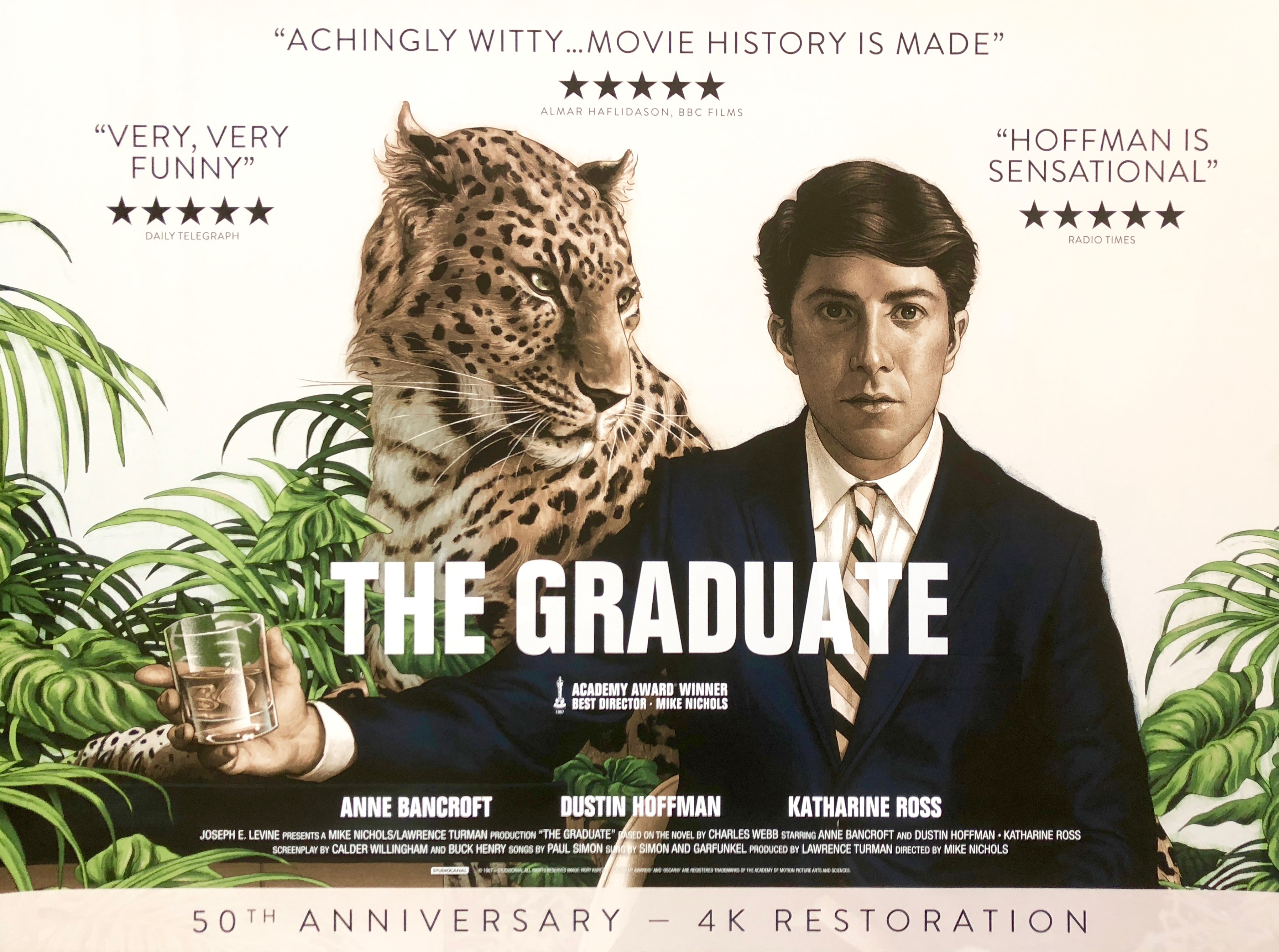 The-Graduate-Movie-Poster