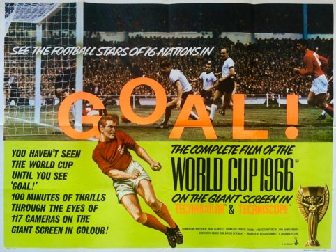 GOAL:-The-Complete-Story-of-the-World-Cup-1966