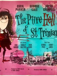 The-Pure-Hell-of-St.-Trinian's-Movie-Poster