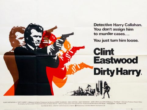 Dirty-Harry-Movie-Poster