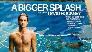A Bigger Splash - Portrait of an Artist - Daivid Hockney