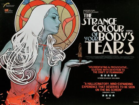 The-Strange-Colour-of-Your-Body's-Tears-Movie-Poster