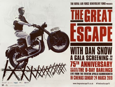 The-Great-Escape-Movie-Poster