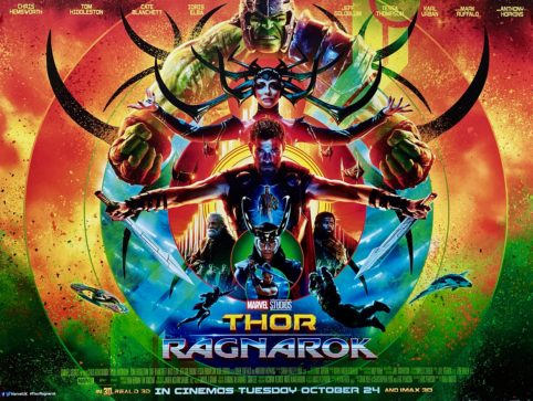 THOR:-Ragnarok-Movie-Poster