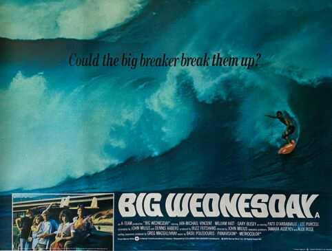 Big Wednesday Movie Poster
