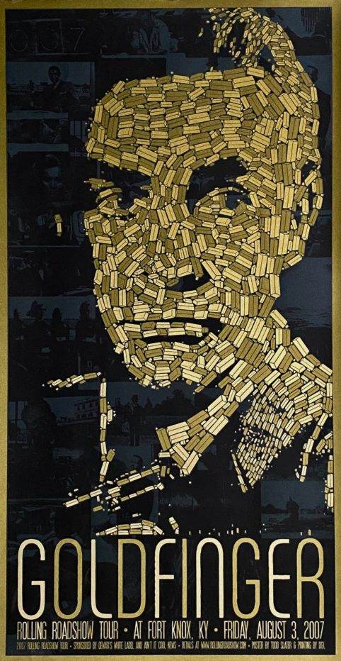 James Bond:-Goldfinger-Movie-Poster