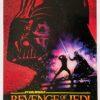 Star Wars Revenge of the Jedi Movie Poster