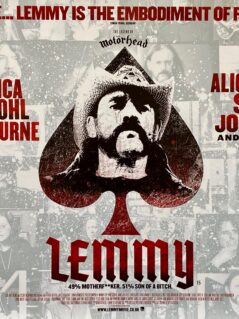 LEMMY Movie Poster