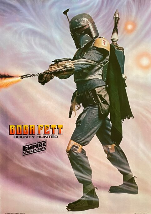 Star Wars: Episode V The Empire Strikes Back Movie Poster