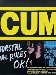 Scum Movie Poster