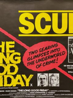 Scum - Long Good FRiday Movie Poster