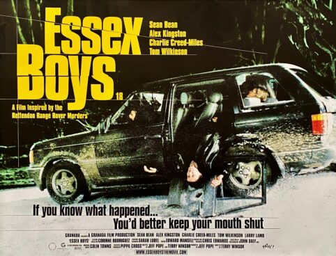 Essex Boys Movie Poster