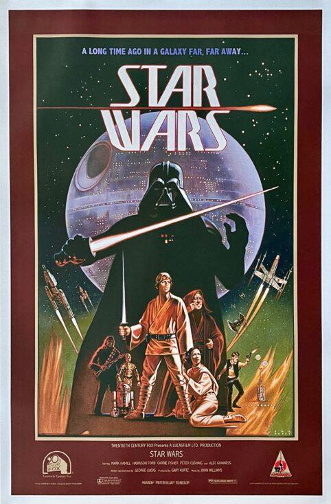Star Wars Celebration Japan 2008 Poster