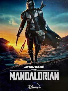 Star Wars: The Mandalorian Poster